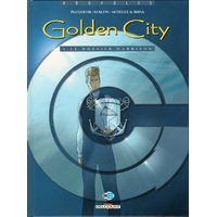 Golden City : 05. Le Dossier Harrison