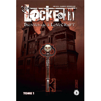 Locke & Key : 1. Bienvenue à Lovecraft