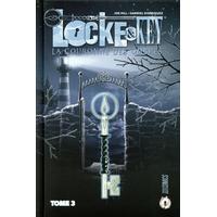 Locke & Key : 3. La Couronne des ombres