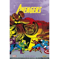 Avengers 2. L'intégrale 1965