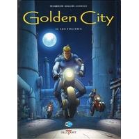 Golden City : 11. Les Fugitifs