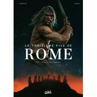 Le troisième fils de Rome : 4. César et Vercingétorix
