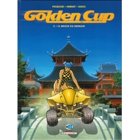 Golden Cup : 05. Le baiser du Dragon