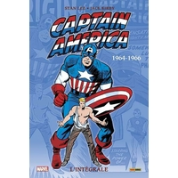 Captain America (L'intégrale): 01. L'Intégrale 1964-1966