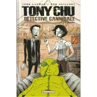 Tony Chu - Détective cannibale : 4. Flambé !