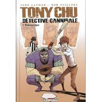Tony Chu - Détective cannibale : 5. Première ligue