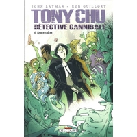 Tony Chu - Détective cannibale : 6. Space Cakes