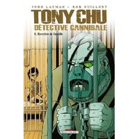 Tony Chu - Détective cannibale : 8. Recettes de famille