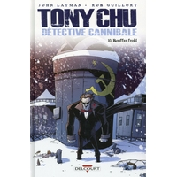 Tony Chu - Détective cannibale : 10. Bouffer froid