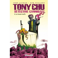 Tony Chu - Détective cannibale : 11. La Grande bouffe