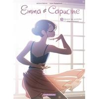 Emma et Capucine: 3. Quand les paillettes disparaissent