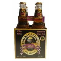 Harry Potter : Pack de 4 Bières au Beurre sans alcool