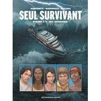 Seul survivant: 03. Rex Antarctica