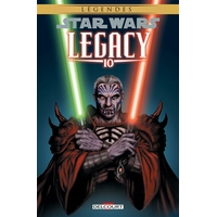 Star Wars - Legacy: 10. Guerre totale