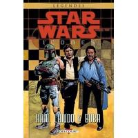 Star Wars - Icones: 05. Han, Lando & Boba