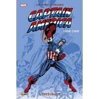 Captain America (L'intégrale): 03. L'Intégrale 1968-1969
