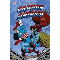 Captain America (L'intégrale): 04. L'Intégrale 1970