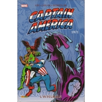 Captain America (L'intégrale): 05. L'Intégrale 1971