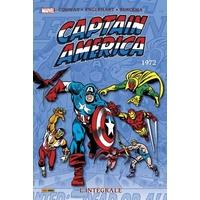 Captain America (L'intégrale): 06. L'Intégrale 1972