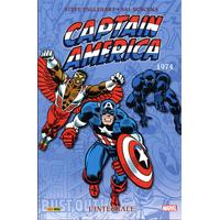 Captain America (L'intégrale): 08. L'Intégrale 1974