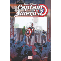 Captain America - Sam Wilson : 03. Qui mérite le bouclier?