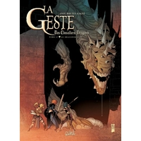 Geste des chevaliers dragons (la): 27. Le draconomicon