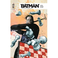 Batman Rebirth : 07. Sur la route de l'autel