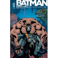 Batman Knightfall: 01. La chute