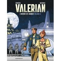 Valerian: 02. L'avenir est avancé