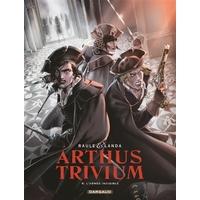 Arthus Trivium: 04. L'armée invisible