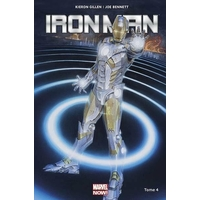 Iron Man (Marvel now): 4. Iron man - Iron metropolitan