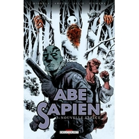 Abe Sapien: 03. Nouvelle espèce