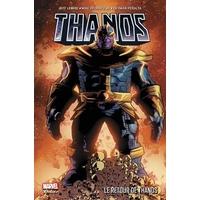 Thanos: 01. Le retour de Thanos