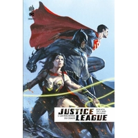 Justice League Rebirth: 01. Les machines du chaos