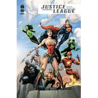 Justice League Rebirth: 03. Intemporel