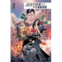 Justice League Rebirth: 04. Interminable