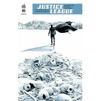 Justice League Rebirth: 06. Le procès de la ligue
