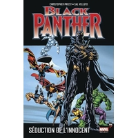 Black Panther : 03. Séduction de l'innocent