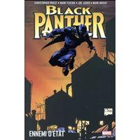 Black Panther (Marvel select) : 1. Ennemi d'état