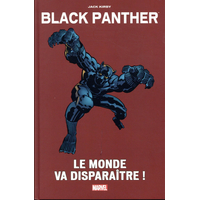 Black Panther (Marvel Vintage) : Le monde va disparaitre !
