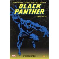 Black Panther (L'intégrale) : 1. L'Intégrale 1966-1975