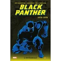 Black Panther (L'intégrale) : 2. L'intégrale 1976-1978