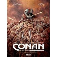 Conan le Cimmérien: 05. La citadelle écarlate