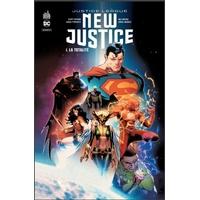 Justice League New Justice: 01. La totalité