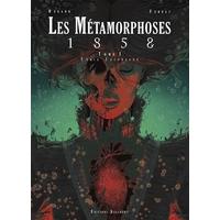 Métamorphes 1858 (Les): 01. Tyria Jacobaeae
