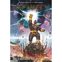 Infinity: 02. Dans la main gauche de la mort