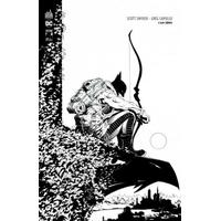 Batman : L'an zéro Edition N&B 80 ans
