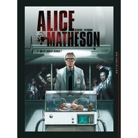 Alice Matheson: 04. Qui est Morgan Skinner?