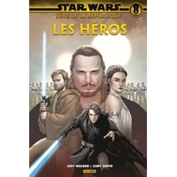 Star Wars - l'ére de république: 01.