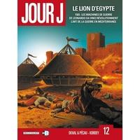 Jour J : 12. Le lion d'Egypte